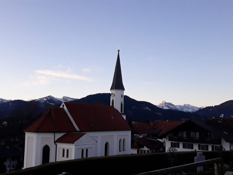 St. Franziskus, Saulgrub